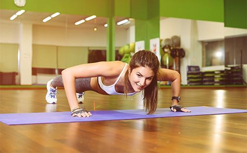 какие упражнения делать чтобы быстрее похудеть пюре